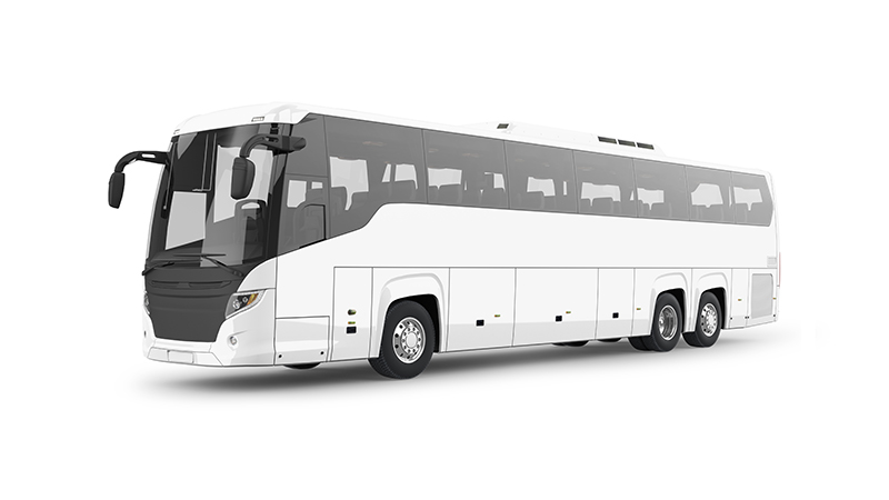 57 seater coach hire